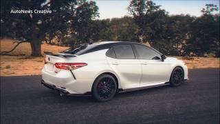 2020 Toyota Camry TRD 3.5 V6 301 HP