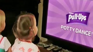 Huggies Pull-Ups Potty Dance TV Commercial HD