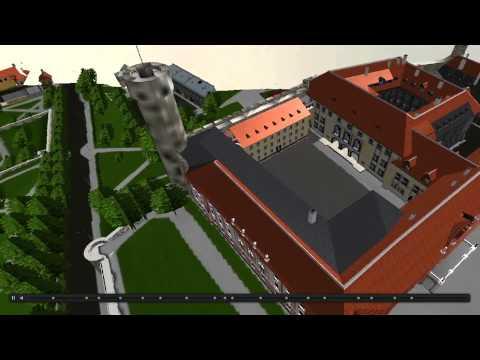 Tallinn Old Town in 3D