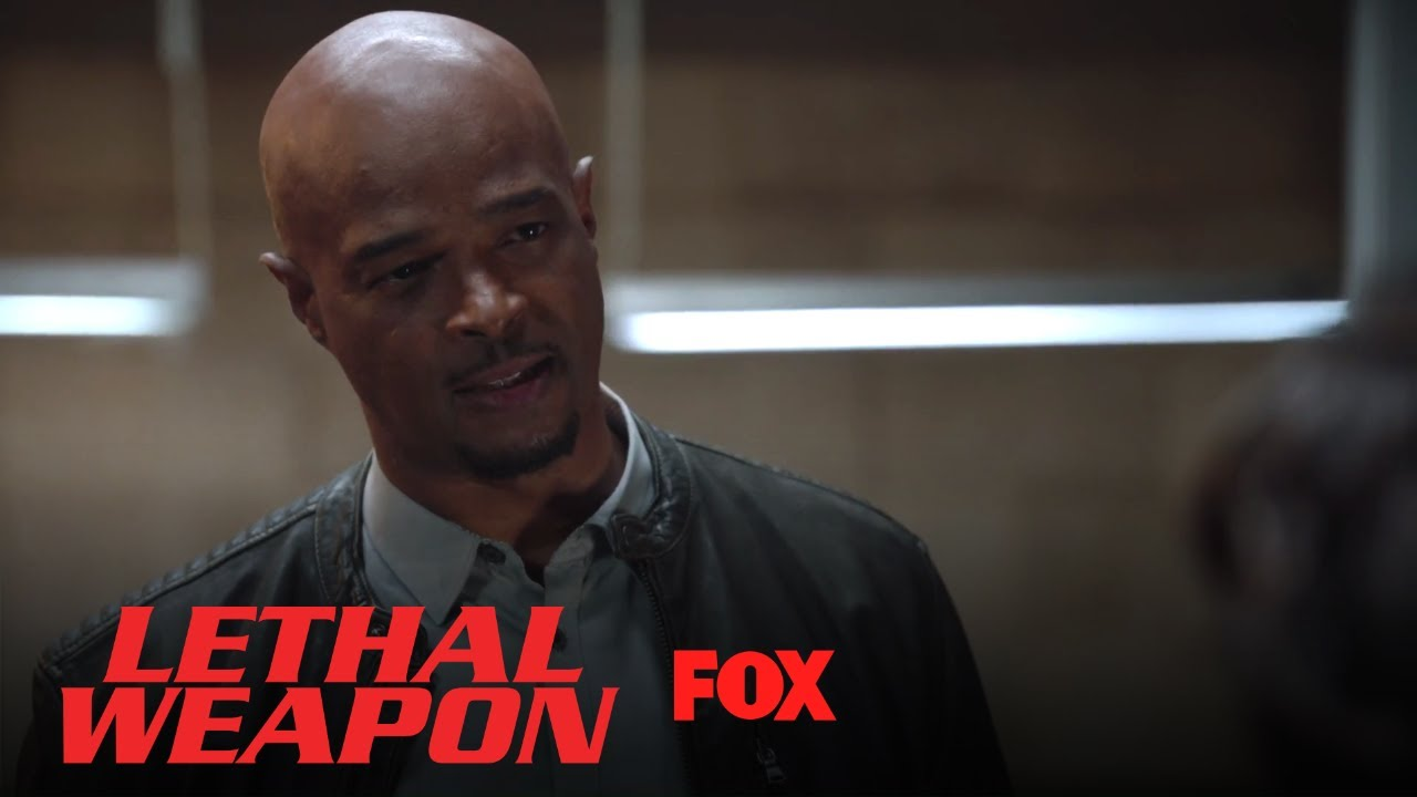 Roger Talks About The Time He Was Undercover | Season 2 Ep. 16 | LETHAL WEAPON