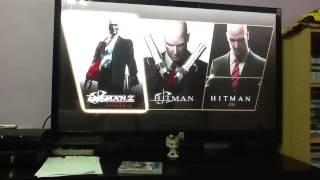 Hitman HD trilogy ps3 cover