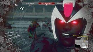 Dead Rising 4 / DLC Capcom Heroes / Mega Man Challenge + Shadow Mega Man Skin