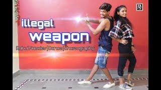 illegal weapon | Jasmine sandlas - Garry Sandhu | dance choreography| Rahul namdev