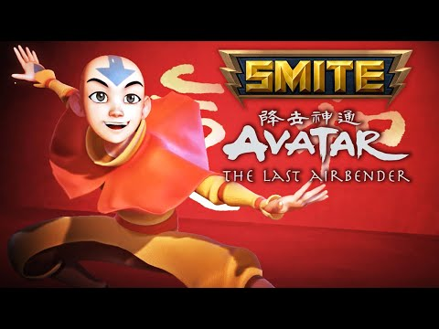 SMITE x Avatar: The Last Airbender – Official Battle Pass Reveal