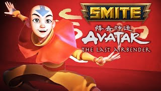 SMITE x Avatar: The Last Airbender - Official Battle Pass Reveal