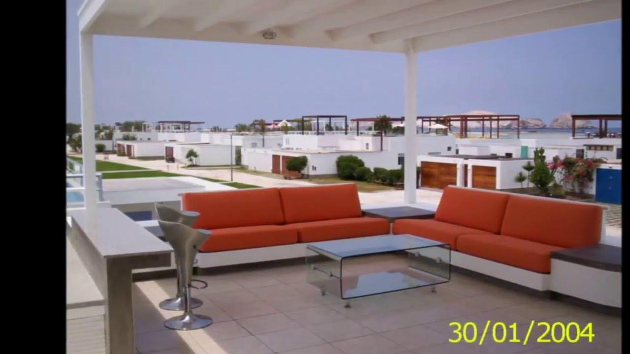 Terrazas y techos de madera youtube - Techos para terrazas ...