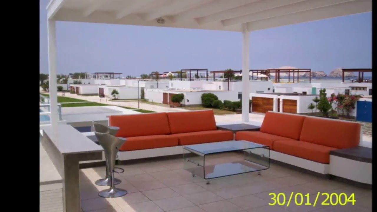 Terrazas y techos de madera youtube for Techos de terrazas modernas