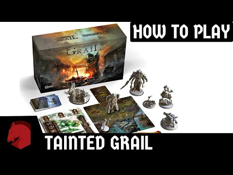 Tainted Grail | How To Play | Part 1 (Awaken Realms)