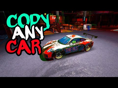 How To Copy Cars In Car Parking Multiplayer (Same Everything)