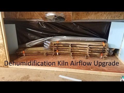 Dehumidification Kiln Upgrade 1