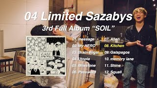 "04 Limited Sazabys / 3rd Full Album ""SOIL"" trailer"