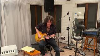 Paul Stanley checks in from home