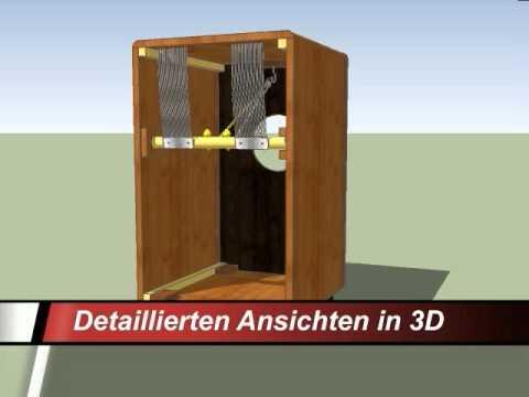 cajon bauanleitung zum selber bauen mit snare vorschau. Black Bedroom Furniture Sets. Home Design Ideas