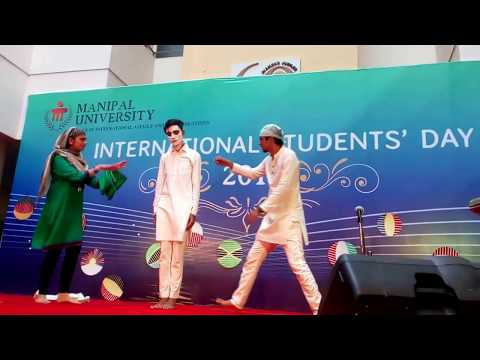 Amazing Skit on Unity in diversity of India Performance by Manipal University Students