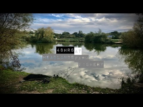 48hrs @ Headlands Farm Fishery || Top & Bottom Lake || Martyns Angling Adventures