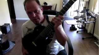 Pop Evil Last Man Standing Guitar Cover and Tutorial