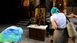 Новоафонский монастырь(Абхазия, Апсны, Новый Афон, Новоафонский монастырь Святого Апостола Симона Кананита., 2011-08-29T21:53:46.000Z)