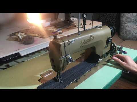 Columbia N430-2 Industrial Sewing Machine (Made in Japan) - Overhauled!