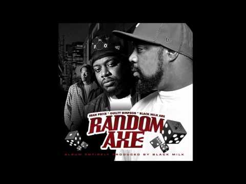 Random Axe - Jahphy Joe (feat. Melanie Rutherford & Danny Brown)
