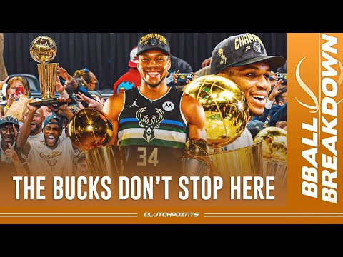 The Bucks Don't Stop Here   Giannis Drops 50 As Milwaukee Wins The Title