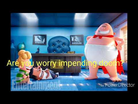 Captain Underpants Theme Song (Karaoke Style)