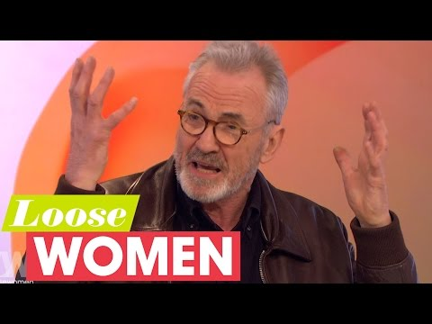 Larry Lamb Is A Huge Feminist And Opens Up About His Childhood   Loose Women