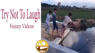 Try Not To Laugh - Funny Vines China 2018 | Best Funny Videos