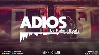 [FREE] Instru Rap Trap/Guitare/Conscient - ADIOS - Prod. by KALEM BEATS