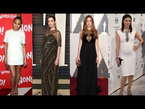 4 Stars Slaying Red Carpet Pregnancy Style