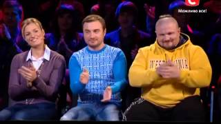 Сергей Конюшок. КУБ - Выпуск 18 - Сезон 4 - 23.12.2013