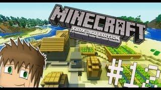 видео Minecraft Xbox 360 Edition и HaNNIBa1 - 6 серия [Где тут алмазы]