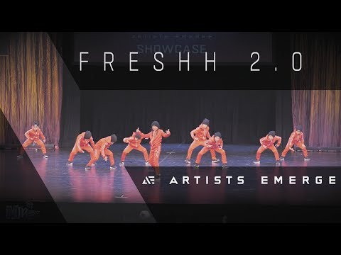 [CHOREOGRAPHER OF THE YEAR AWARD] FRESHH 2.0 |  NOVICE INTERMEDIATE  |  Artists Emerge 2018