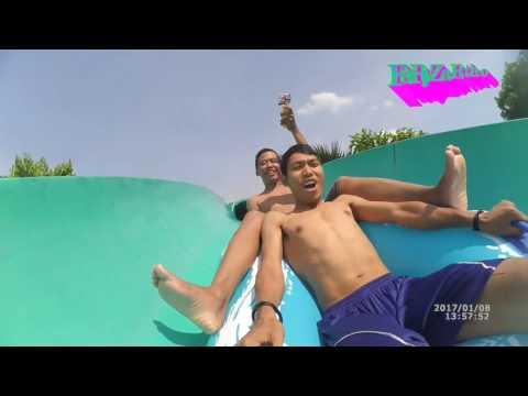Seru seruan di OWABONG Obyek Wisata BojongSari Purbalingga ( Bukan #Vlog )