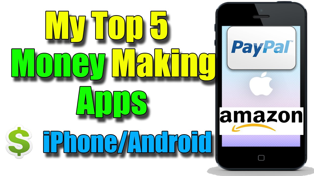 best apps to earn money using iphone ipad and android feature points appdown youtube