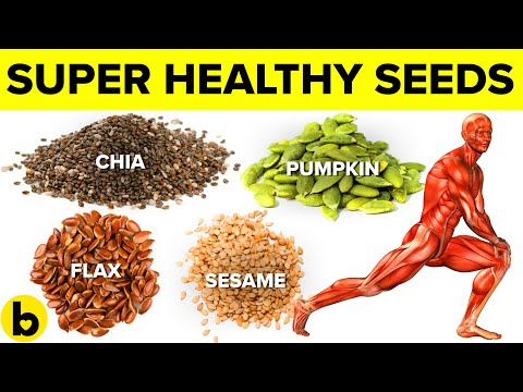 8 Powerful Seeds That Benefit Your Health