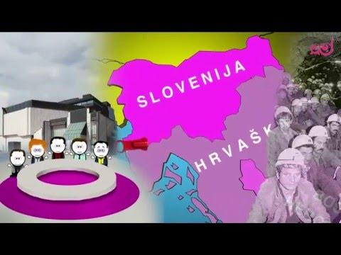 Infodrom: Plebiscit o slovenski samostojnosti