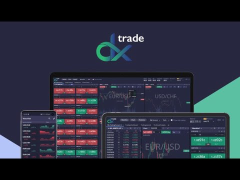 Introducing DXtrade - a New SaaS Trading Platform for FX/CFD Brokers