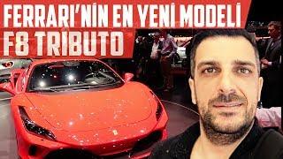 Ferrari'nin En Yeni Modeli | F8 Tributo