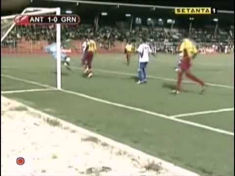 Netherlands Antilles vs Grenada - Group A - Digicel Caribbean Championships 2008