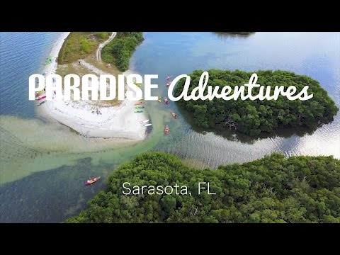 The Paradise Adventures Experience - Sarasota Kayak Tours & Kayak Rentals