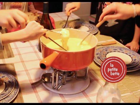 La VRAIE fondue au fromage suisse