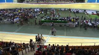 men s sprint bronze and gold final 2014 track cycling world cup   guadalajara mexico