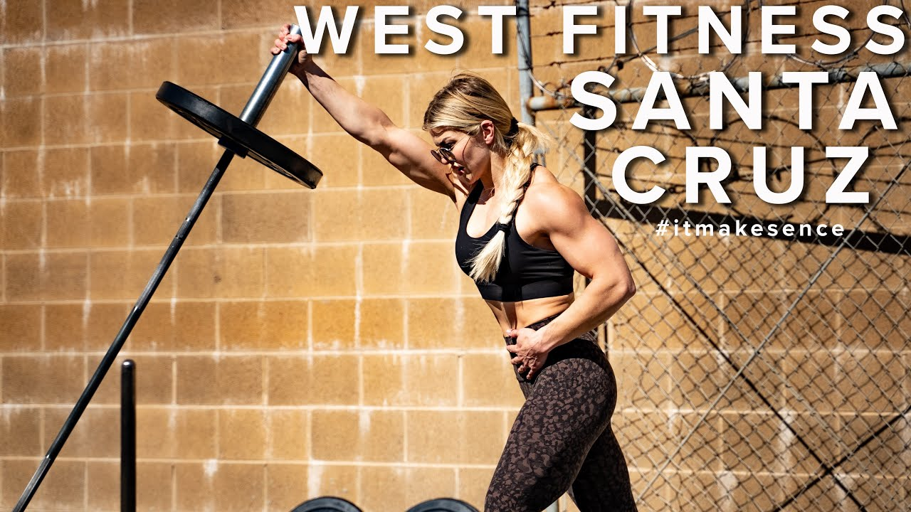 BROOKE ENCE VLOGS | Deadlifting and Surfing Back In California