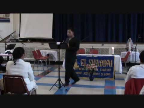 El Shaddai New York Chapter BCM part 3
