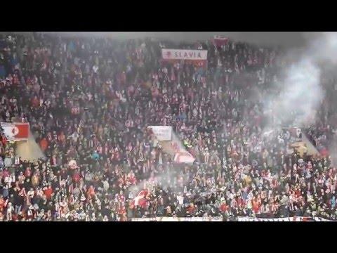 SK Slavia Praha-FC Zbrojovka Brno 2:0(1:0) 13.02.2016