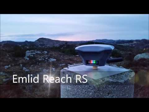 Emlid Reach Rs - Lora Test And Raw Logging *Beta* - Torecrash