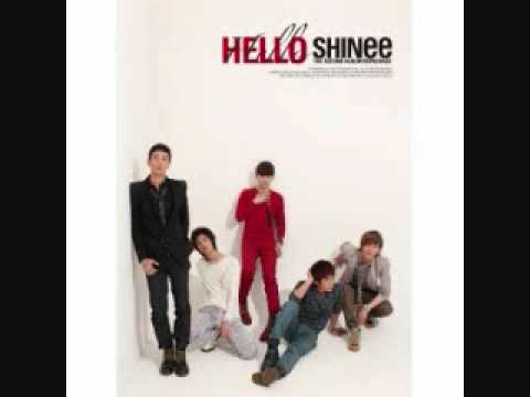 SHINee - Hello (full mp3)