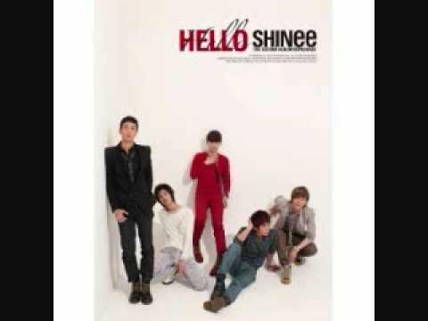 SHINee  Hello full mp3