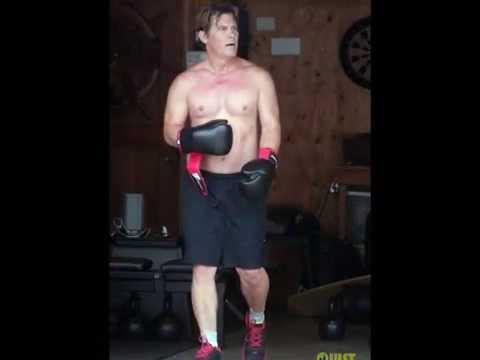 Josh Brolin Goes Shirtless During Boxing Workout in Santa Monica