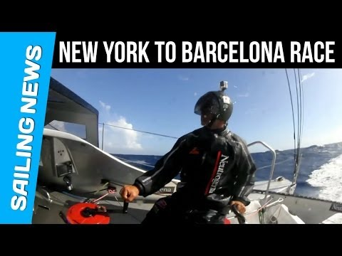 New York to Barcelona Race | DAY 4 | Highlights